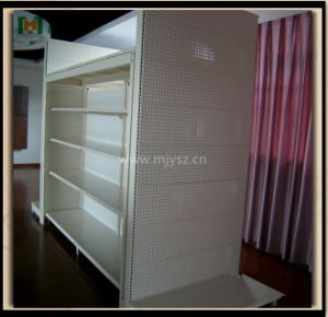 Heavy Duty Hypermarket Shelf Mjy-3811 pictures & photos