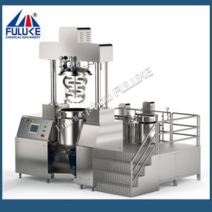 Flk Ce Cosmetics/Food/Pharmaceutical Macking Machine Emulsifier Blender pictures & photos