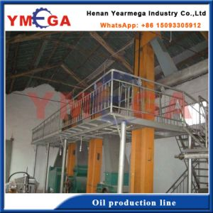 Industrial Full Automatic Whole Process of Peanut Oil Making Line pictures & photos