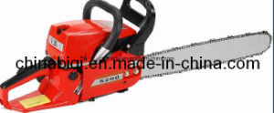 Gasoline Chain Saw 52CC 2.2kw Yd52 Easy Starter High Quality