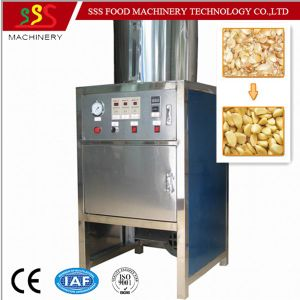 High Output Dry Garlic Peeling Peeler Processing Machine pictures & photos
