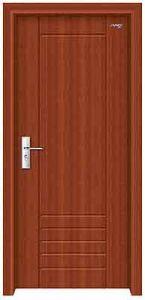 PVC Wood Door / PVC Door (YF-M63) pictures & photos
