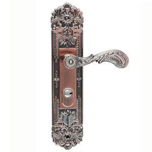 Antique Bronze Aluminum Alloy Handle Locks (HY9901-2)