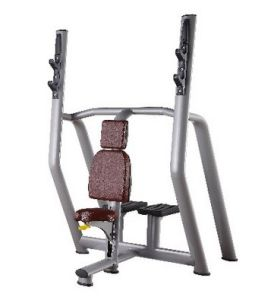 Commercial Fitness Equipment / Vertical Bench (9830)