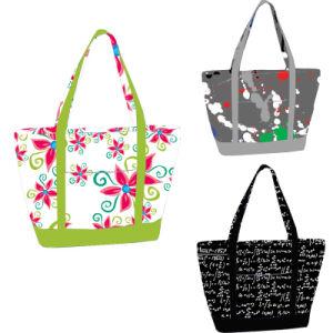 Canvas Tote Handbag Beach Bag for Outdoor pictures & photos
