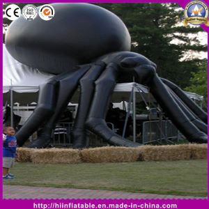 Inflatable Spider Mascot for Halloween Theme Decoration pictures & photos