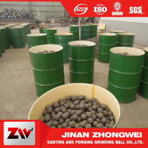 Hot Rolling Forged Steel Grinding Ball for Mining pictures & photos