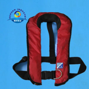 Automatically or Manually Inflatable Life Jackets With 150n