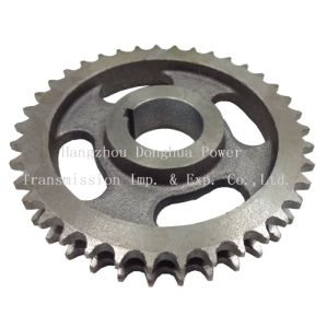 Casting Taper Bore Double Sprocket 06b38z pictures & photos