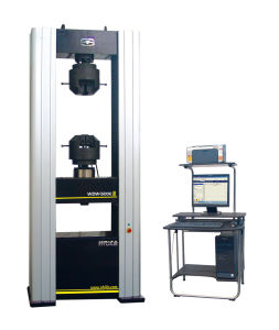 Electronic Universal Testing Machine WDW-600E pictures & photos
