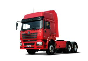 with Man Technology Shacman F3000 6X4 10 Wheels Tractor Truck pictures & photos