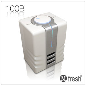 Mini Ionizer Air Purifier with Blue Night Light (YL-100B) pictures & photos