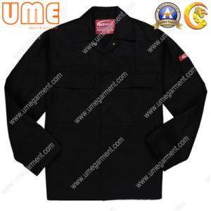 Workwear Jacket with Polycotton Fabric (UWJ03)