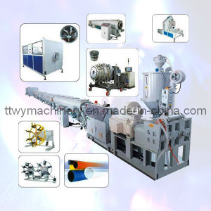 HDPE Large Dia. Water/Gas Supply Pipe Production Line (TPSG-50) pictures & photos