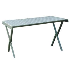 Unique Aluminum Table (DS-1106)