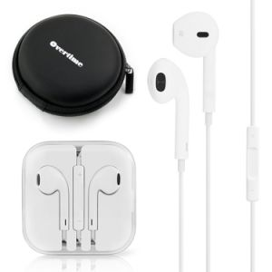 OEM iPhone Earphones with Overtime Headphone Case pictures & photos