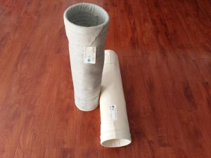 Non Woven PPS+PTFE Composite Filter Bag for Power Plant Industry pictures & photos