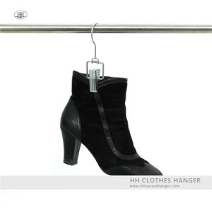 Wholesale Swivel Hook Metal Boots Cloth Hanger Clip pictures & photos
