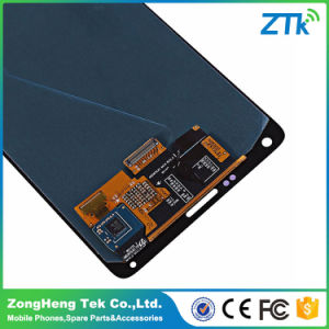 Original Mobile Phone LCD Touch Screen for Samsung Galaxy Note 4/Note 5 Display pictures & photos