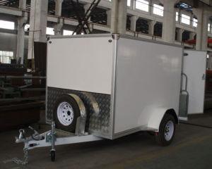 Cargo Box Trailer Blv 8x5x5 (GW-BLV 8) pictures & photos