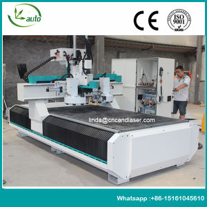 Large Size CNC Woodworking Machine with Auto Change Tool pictures & photos