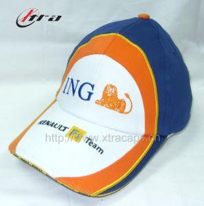 Patchwork Sports Cap (XT-0633) pictures & photos