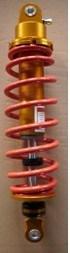 Adjustable Steel Spring Rear Shock Absorber for ATV Parts (RB-33AR)