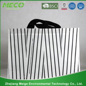 Factory Direct Customize Logo Non Woven Shopping Bag (MECO174) pictures & photos