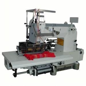 33 NDL Simultaneouse Smocking and Shirring Sewing Machine (008 TYPE) (JG-008-14033PSSM/PQSM)