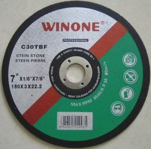 Flat Type Cutting Wheel (R41C-A) pictures & photos