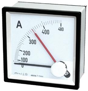 Maximum Demand Ammeter (96/72/48) pictures & photos