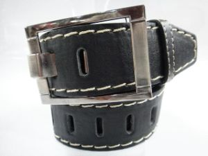 Genuine Cowhide Leather Belt for Man