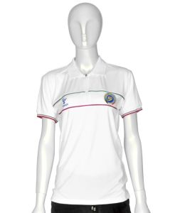 Fashion Lady Custom Printing Polo T Shirt pictures & photos