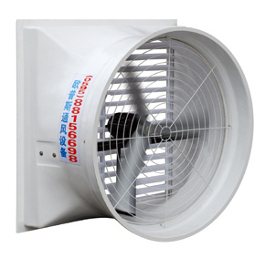 wall mounted fan for industrial poultry