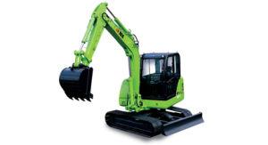 Crawler Excavator (XCG60-8)