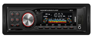 2015 New CE Certificated One DIN Car MP3 Stereo Player pictures & photos