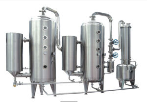 Stainless Steel Dual Effect Concentrator pictures & photos