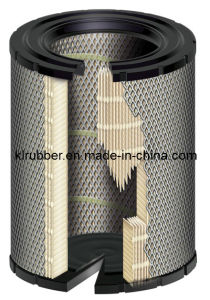 Air&Oil&Fuel Filter Element for Air Compressor (KL-F-1020) pictures & photos