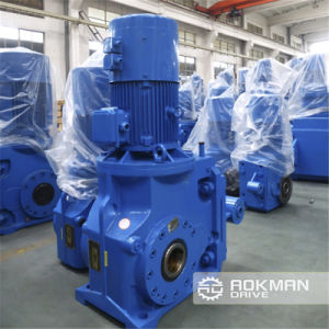 K Series Helical Bevel Gearbox Speed Reducer Industrial Gearboxes pictures & photos