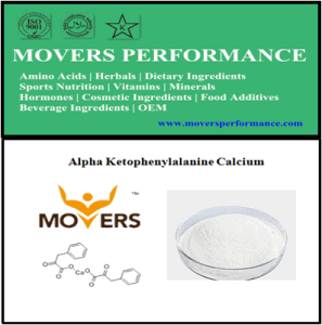 High Quality Amino Acids: Alpha Ketophenylalanine Calcium pictures & photos