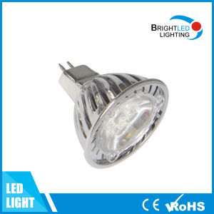 3W MR16 Base LED Spot Light pictures & photos