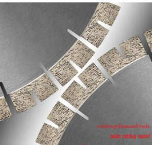 Diamond Saw Blade-Diamond Cutting Segment/Blade for Granite Marble and Sandstone pictures & photos