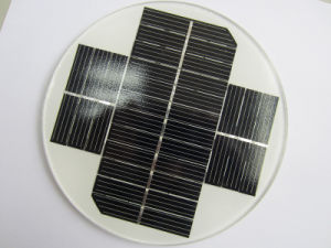 Small Size Round Solar Panel for Battery (SGR-5W)