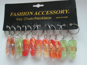 Custom High Quality Acrylic Keychain / Key Chain pictures & photos