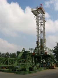 Drilling Rig (Zj30/1700)