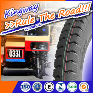 30000 Kilomaters Guaranteen Motorcycle Tyre (3.50-16 2.75-18 3.00-17 3.00-18) pictures & photos