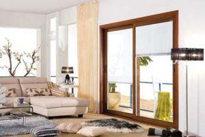 Aluminum Patio Sliding Doors (pH-4409) pictures & photos