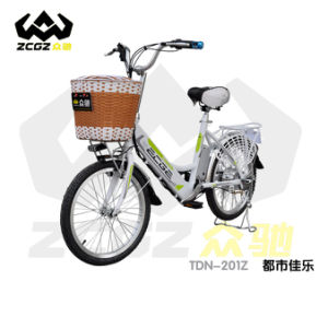 High Quality Brushlesss Lithium Electric Bike