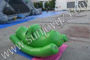 Inflatable Teetertotter