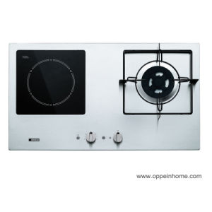 Oppein High Quality Two Tops Cooktop Stove (Jzd (Y. T. R) Q-06ea) pictures & photos